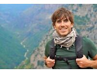 2 tickets for Simon Reeve at The Alhambra, Dunfermline . Double booked so genuine reason or selling.
