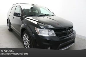 """2012 Dodge JOURNEY AWD R/T *TOIT CUIR CAM.REC MAGS 19""""*"""