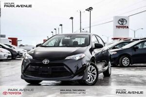 2017 Toyota Corolla LE CAMERA+SIEGES CHAUFFANTS+USB