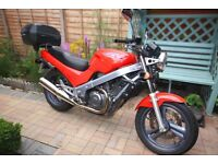 Honda NTV 650 - Clean, low mileage, only ridden in Summer, needs some attention hence low price.