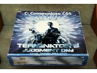 Commodore C64 Terminator 2 Judgement Day Version.