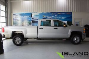 2016 Chevrolet SILVERADO 2500HD WT | Long Box | Vinyl Floor | Ba
