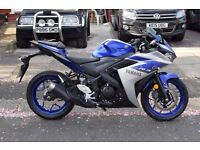 Yamaha yzf R3 A2 legal (Delivery Available) (not yzf r125, cbr 125)