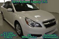 2014 Subaru Legacy 2.5i, LOCAL, NO ACCIDENTS, AWD, BLUE TOOTH
