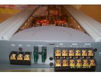 JBL GTO 6000 6/5/4/3 Channel Power Amplifier 1100W car amp