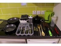 Kitchen Items and storage pack
