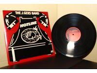 The J Geils Band : Hotline
