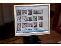 Acer AL1717 - 17 Inch LCD Monitor With Built-In Speakers