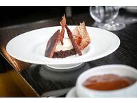Pastry Chef de Partie - Darwin Brasserie - The Sky Garden