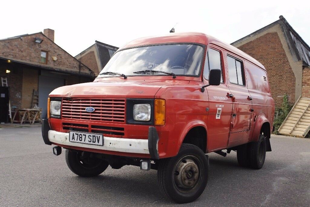1982 ford transit l county 4x4 in east london london gumtree. Black Bedroom Furniture Sets. Home Design Ideas