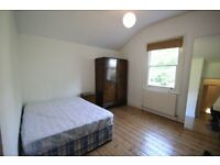Fantastic large newly redecorated three double bedroom property for rent in West Hampstead