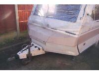 twin axle caravan spares or repair