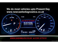 Mileage Correction service. We can now do MOST CAR OR VAN upto Present Day
