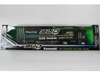 New Ray Toy 1:43 Monster Bud Racing Kawasaki Racing Team Truck Xmas Gift