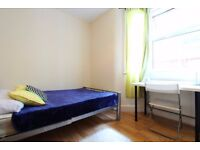 *R** SPACIOUS DOUBLE ROOM IN TOTTENHAM HALE ALL BILLS INCLUDED
