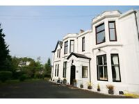 3 Bed The Elms, Milliken Park Rd, Kilbarchan, Partially furnished