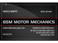 GSM MOTOR MECHANIC