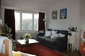Beautiful N6 top floor flat in converted Victorian house, ideal for couple, close to tube