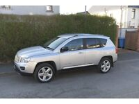 JEEP compass This car is very clean,alloy wheels,central locking ,cruise control ,air conditioning
