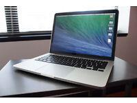 Apple Macbook Pro 13-inch. 2.50GHz, 4GB, 500GB, Intel Core i5
