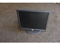 Dell 17 inch LCD display