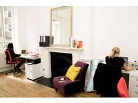 Beautiful Office Space with Garden available in Bloombury