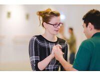 Adult ballroom dance classes for beginners