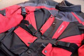Buffalo Motorbike Jacket Used - Size Small
