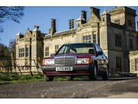 The Last Of The Best - 1.8 Mercedes 190E For Sale (1993)