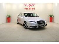 Audi A6 2.7 TDI S Line Special Edition 4dr (silver) 2010