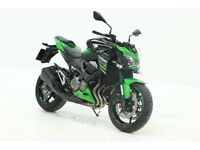 2015 Kawasaki Z800 Beautiful condition with only 2305 miles