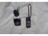 ICOM HAND HELD RADIO IC-M31
