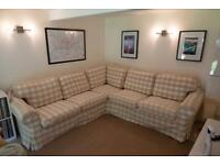 8ft IKEA corner Sofa - Good Condition