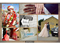 Wedding Filming and Photography - Affordable packages to suit any budget