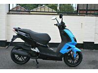 Peugeot 'Speedfight' 4 Moped
