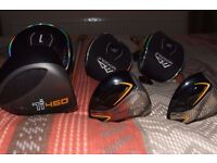 FULL SET OF GENTS RH GOLF CLUBS + LOADS