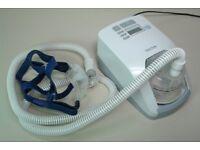 Fisher & Paykel SleepStyle 200 HC234JHU CPAP machine with Humidifier for Sleep Apnoea