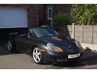 Porsche Boxster 986 2.7 2002