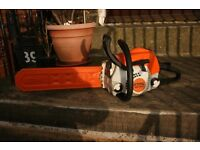 Petrol chainsaw Stihl MS181c