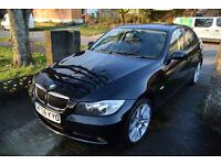 2008 BMW series 3 2ltr Diesel Automatic.