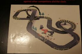 Slot car race track - Artin Power Loop Racing , with loop-the-loop and lapcounter