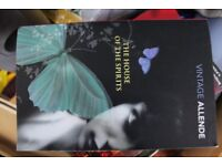 The House Of The Spirits Paperback - Isabel Allende Great conditions £3 only