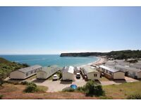 Caravans available with Sea Views at Lydstep Beach Village near Tenby