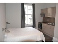 Brand new double studio flat. Amazing location near Notting Hill & Bayswater. All bills included.