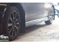 Alloy wheel refurbishment and car scratch removal and smart repair at autoworld (from just £30)