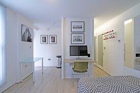 Architect Designed Studio flat in New Cross _ All bills included