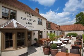 IMMEDIATE START! Housekeepers and Cleaners wanted for the Beautiful Carnarvon Arms Pub and Rooms