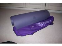 Yoga Mat and Carry Bag