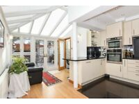 Childs Street SW5. Beautiful end of terrace house to rent.