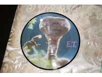 "Theme from ET Picture Disc 7"" 45RPM"